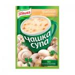 Суп Knorr грибной с сухариками, 3штх15г