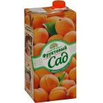 Нектар Фруктовый Сад абрикос, 1.93л