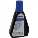 Штемпельная краска на водной основе Trodat 28мл, синяя, 7011