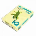 Цветная бумага для принтера Iq Color желтая, А4, 80г/м2, YE23