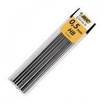Грифели для механических карандашей Bic Leads HB, 12шт, 0,5мм