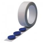 Лента для магнитной доски Hebel 3.5х500см, 6211002, белая