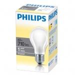 Лампа накаливания Philips FR/A55 60Вт, E27