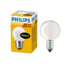 Лампа накаливания Philips FR/P45 40Вт, E14