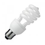 Лампа энергосберегающая Старт 15(75)Вт, Е27, теплый белый, 15(75)Вт