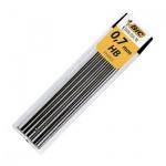 Грифели для механических карандашей Bic Leads HB, 0.7мм, 12шт