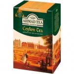 Чай Ahmad Ceylon Tea OP (Цейлонский Чай Оранж Пеко), черный, листовой, 200 г