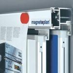 Cистемный рельс Magnetoplan Junior MG 1111578A