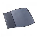 Коврик настольный для письма Durable Desk Pad 39х44см, 3 кармана