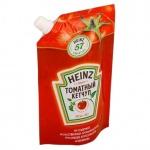 Кетчуп Heinz томатный, 350г, пакет