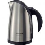 Чайник электрический Bosch TWK 6801 металлик, 1.7 л, 2400 Вт