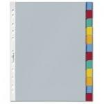 Цветовой разделитель листов Durable 6630-19 12 разделов, А4, 6633-19