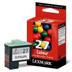 Картридж струйный Lexmark 10N0227E, цветной