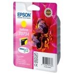 Картридж струйный Epson C13 T10544 A10, желтый