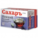 Сахар Невский кусковой, белый, 1кг