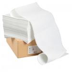 Перфорированная бумага Mega Office Эконом 210х305мм, белизна 90%CIE, 2000шт, с неотрывной перфорацие