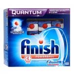 Таблетки для ПММ Finish Quantum