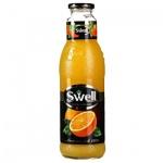 Сок Swell апельсин, стекло, 0,75л x6 шт