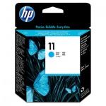 Печатающая головка Hp, голубая