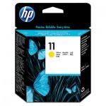 Печатающая головка Hp 11 C4813A, желтая