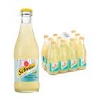 Напиток газированный Schweppes Bitter Lemon, 0,25л x 12шт стекло