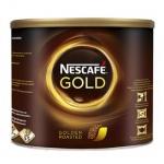 Кофе растворимый Nescafe Gold 500г, ж/б