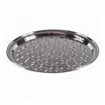 Поднос круглый H-Line Table Craft 35см, нержавеющая сталь
