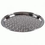 Поднос круглый H-Line Table Craft 40см, нержавеющая сталь