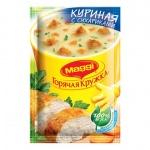 Суп Maggi куриный с сухариками, 6штх19г