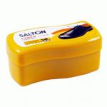 Губка для обуви Salton для гладкой кожи, бесцветная