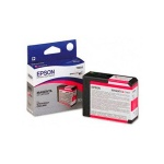 Картридж струйный Epson C13 T580300, пурпурный