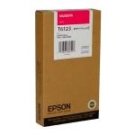 Картридж струйный Epson C13 T612300, пурпурный
