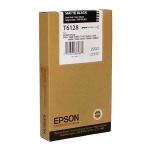 Картридж струйный Epson C13 T612800, черный матовый