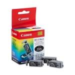 Картридж струйный Canon BCI-11Bk, черный, 3шт/уп
