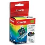 Картридж струйный Canon BCI-11С, 3 цвета, 3шт/уп