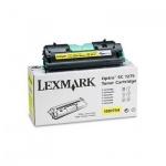 Тонер-картридж Lexmark 1361754, желтый