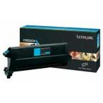 Тонер-картридж Lexmark C9202CH, голубой