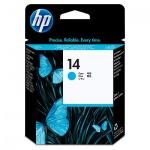 Печатающая головка Hp 14 C4921AE, голубая