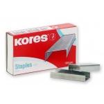 Скобы для степлера Kores №24/6, 1000 шт
