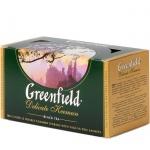 Чай Greenfield Delicate Keemun (Деликат Кимынь), черный, 25 пакетиков