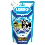 Молоко сгущенное Алексеевское 8.5%, 270г, мягкая упаковка