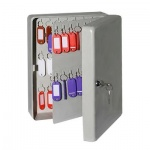 Шкафчик для ключей Shuh Ru KB-70 на 70 ключей, ключевой замок, 230х90х300мм