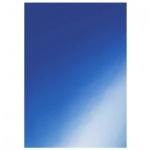 Обложки для переплета картонные Gbc HiGloss синие, А4, 250 г/кв.м, 100шт
