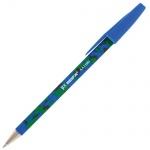 Ручка шариковая Beifa АА110D синяя, 0.5мм