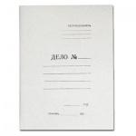 Скоросшиватель картонный Дело белый, А4, 260 г/м2, 20 шт/уп