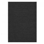 Обложки для переплета картонные Gbc LinenWeave черные, А4, 250 г/кв.м, 100шт