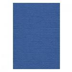 Обложки для переплета картонные Gbc LinenWeave синие, А4, 250 г/кв.м, 100шт