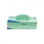 Протирочные салфетки Kimberly-Clark WypAll Х50, листовые, 300шт, 1 слой, зеленый