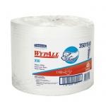 Протирочные салфетки Kimberly-Clark WypAll X50 8356, в рулоне, 1100шт, 1 слой, белые