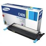 Тонер-картридж Samsung CLT-C409S, голубой